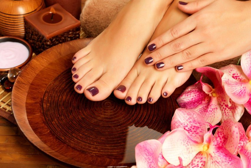 Perla Blanche Pacchetto Wellness Feet